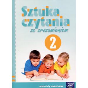 Szkoła Na Miarę. Sztuka Czytania Ze Zrozumieniem. Zeszyt. Klasa 2. Szkoła Podstawowa