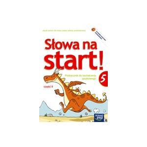 ZxxxSłowa na start Język polski kl. 5 podręcznik do kształcenia językowego cz. 2 wyd. 2013