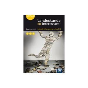 Landeskunde so interessant. Język niemiecki, materiały kulturoznawcze z płytą DVD