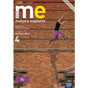 New Matura Explorer 4. Podręcznik
