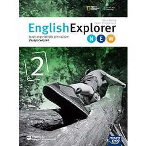 English Explorer New 2. Ćwiczenia