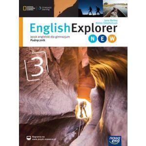 English Explorer New 3. Podręcznik + CD