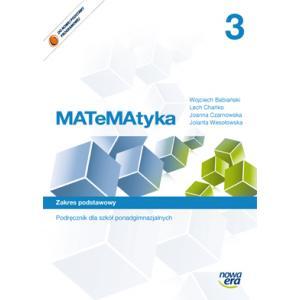 ZxxxMATeMAtyka Liceum kl. 3 podręcznik zakres podstawowy wyd. 2014