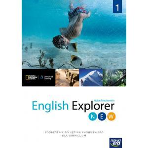 English Explorer New 1. Podręcznik Wieloletni