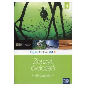 English Explorer New 4. Ćwiczenia (Do Wersji Wieloletniej)