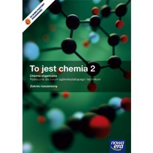 To jest Chemia 2. Szkoła Ponadgimnazjalna. Podręcznik. Zakres Rozszerzony +  Matura-ROM