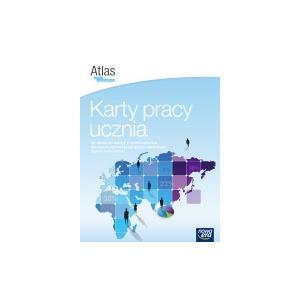 Wiedza o Społeczeństwie. Karty Pracy Ucznia do Atlasu do Wiedzy o Społeczeństwie. Szkoła Ponadgimnazjalna. Zakres Rozszerzony