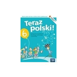 ZxxxTeraz polski! kl. 6 podręcznik 2014