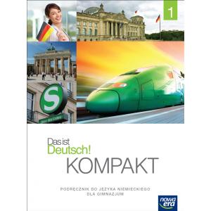 Das Ist Deutsch! KOMPAKT 1. Podręcznik Wieloletni + CD