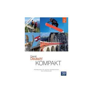 Das ist Deutsch Kompakt cz. 2 Podręcznik +2CD-Audio