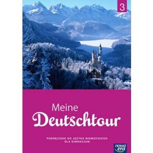ZxxxMeine Deutschtour 3 Podręcznik +CD
