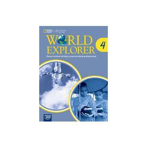 World Explorer 4. Ćwiczenia (Do Wersji Wieloletniej). Klasa 4. Szkoła Podstawowa