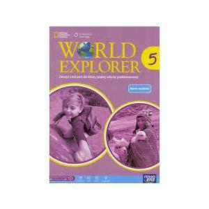 World Explorer 5. Ćwiczenia (Do Wersji Wieloletniej). Klasa 5. Szkoła Podstawowa
