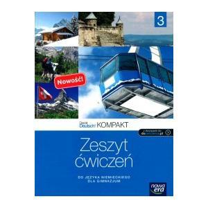 Das Ist Deutsch Kompakt Cz. 3 Zeszyt Ćwiczeń Do Podręcznika Wieloletniego 2016