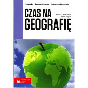 Czas na Geografię 1. Podręcznik. Szkoła Ponadgimnazjalna.  Zakres Podstawowy