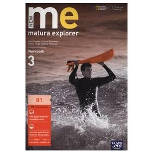New Matura Explorer 3. Zeszyt Ćwiczeń