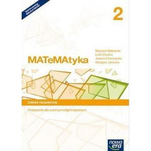 Matematyka 2. Szkoła Ponadgimnazjalna. Podręcznik. Zakres Rozszerzony