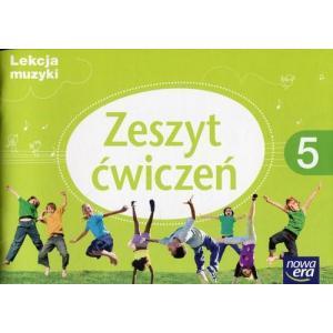 Lekcja Muzyki. Ćwiczenia (Do Wersji Wieloletniej). Klasa 5. Szkoła Podstawowa