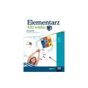 Elementarz XXI Wieku. Klasa 3 Część 2. Matematyka