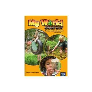 My World Starter. Podręcznik z Ćwiczeniami + CD