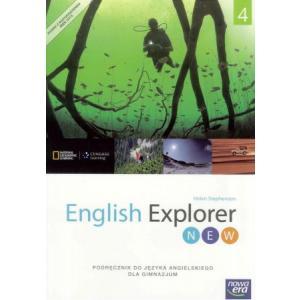 English Explorer New 4. Podręcznik Wieloletni