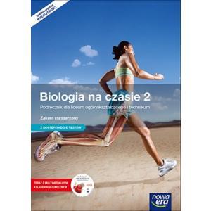 Biologia na Czasie 2. Szkoła Ponadgimnazjalna. Podręcznik. Zakres Rozszerzony + E-testy + CD
