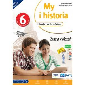 My i Historia. Ćwiczenia. Klasa 6. Szkoła Podstawowa