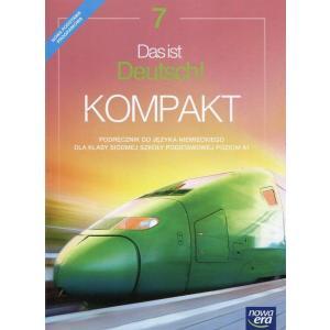 Das ist Deutsch Kompakt klasa 7 Podręcznik + kod QR