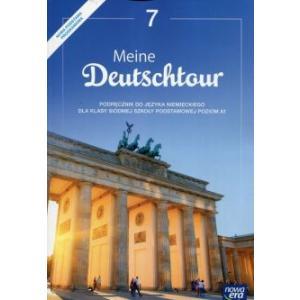 Meine Deutschtour 7. Podręcznik