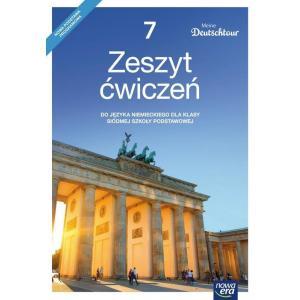 Meine Deutschtour klasa 7 Zeszyt ćwiczeń +QR