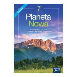 Planeta Nowa. Szkoła Podstawowa Klasa 7. Podręcznik