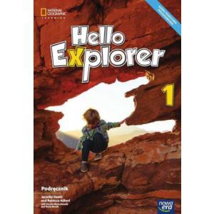 Hello Explorer 1. Podręcznik Wieloletni + CD