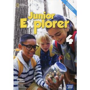 Junior Explorer 4. Ćwiczenia