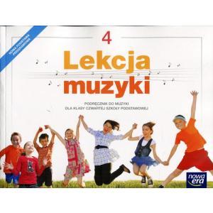 Lekcja Muzyki. Podręcznik Wieloletni. Klasa 4. Szkoła Podstawowa