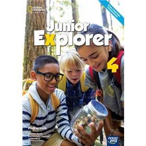Junior Explorer 4. Podręcznik