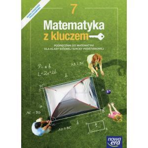 Matematyka z kluczem. Klasa 7. Szkoła Podstawowa. Podręcznik