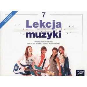 Lekcja Muzyki. Podręcznik. Klasa 7. Szkoła Podstawowa