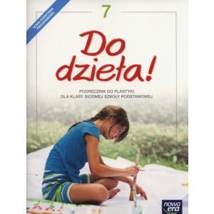 Do Dzieła! Szkoła Podstawowa Klasa 7. Podręcznik do Plastyki
