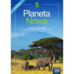 Planeta Nowa. Szkoła Podstawowa Klasa 5. Podręcznik