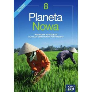 Planeta Nowa. Szkoła Podstawowa Klasa 8. Podręcznik