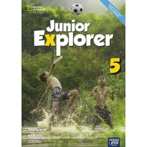 Junior Explorer 5. Podręcznik
