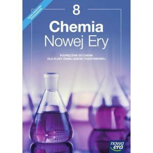 Chemia Nowej Ery 8. Podręcznik. Szkoła Podstawowa