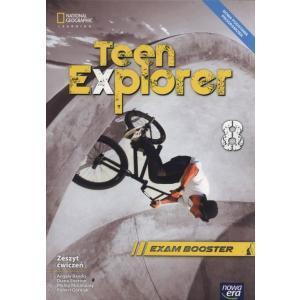 Teen Explorer. Ćwiczenia. Klasa 8. Szkoła Podstawowa