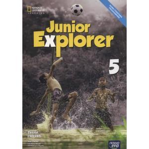 Junior Explorer 5. Ćwiczenia