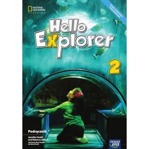 Hello Explorer 2. Podręcznik Wieloletni + CD