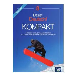 Das ist Deutsch Kompakt klasa 8 Podręcznik + kod QR