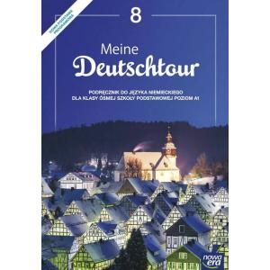 Meine Deutschtour 8. Podręcznik + CD
