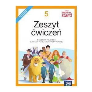 Nowe Słowa Na Start. Język Polski. Ćwiczenia. Klasa 5. Szkoła Podstawowa