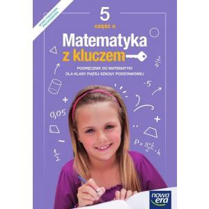 Matematyka z Kluczem. Podręcznik. Klasa 5 Część 2. Szkoła Podstawowa