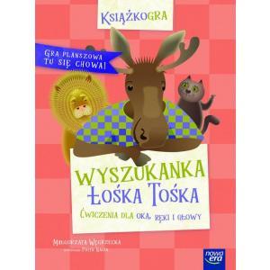 Świerszczykowe Książkogry Wyszukanka Łośka Tośka